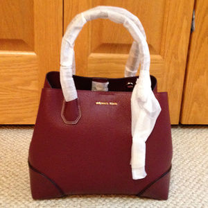 MICHAEL KORS - Mercer Gallery satchel - Brand New